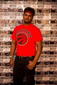 Shiva Ramsamooj - Events Coordinator