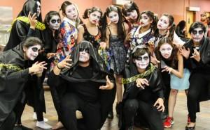 halloween flahmob 2015