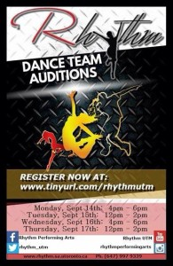 Rhythm Auditions