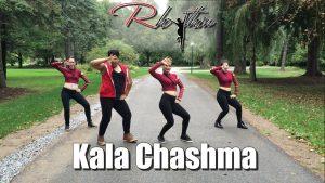 Kala Chashma Cover